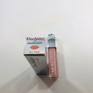 Dior Makeup - Dior Addict Lip Maximizer 001 Pink